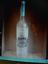 1 LOT 6 Belvedere Vodka   EMPTY  Bottle. 1.75  liter EACH