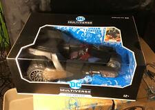 "McFarlane DC Multiverse  BAT-RAPTOR  .. 12"" Action VEHICLE  .. FITS 7"" FIGURES"