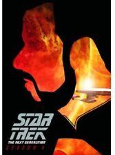 Star Trek Next Gener - Star Trek - The Next Generation: Season 4 [New DVD] B