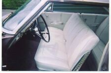 Galaxie 500 Upholstery for Front Split Bench and Rear Seat 1964