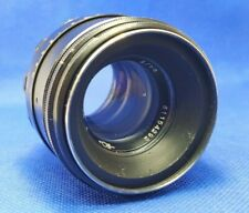 ⭐⭐Lens HELIOS-44 2 / 58mm thread М39 Zorkiy Fed Zenit Made in USSR⭐⭐