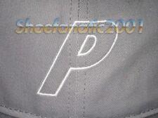 Palace Skateboards Box Logo Stadium Hat 5 Panel Supreme Limited Grey