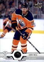 2019-20 Upper Deck #438 James Neal Edmonton Oilers