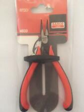 Bahco 130 mm Alloy Steel Long Nose Pliers with 23mm Jaw Length