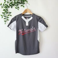 Miami Marlins Premier Eagle Cool Base Youth 2-Button Jersey