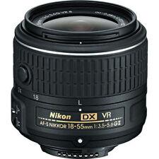 Nikon DX 18-55mm Camera Lenses