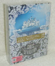 Girls' Generation JAPAN FIRST TOUR BOX Japan Ltd Blu-ray +10 pins (BD) SNSD