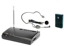 Topp Pro Radiomicrofono Lavalier e Archetto TMW 101R KIT - Per Karaoke e Fitness
