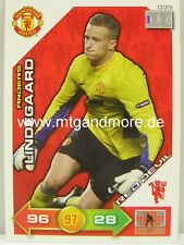 Adrenalyn XL Manchester United 11/12 - #033 Anders Lindegaard - Red Devil