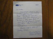 CONNIE  KELCH   Signed Letter/U of Texas-Arlington Women's Basketball Head Coach