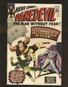 Daredevil # 6 Fine+ Cond.