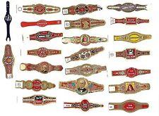 Collection 30+ Antique Cigar Bands Muriel Honest George Virginia Lee MacKinley