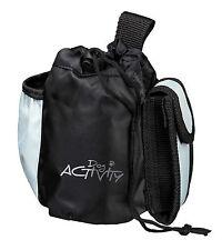 Activity Baggy Bag Dog Treat Dispenser with 3 Pockets & Belt Loop