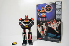 Bio Robo - BIOMAN DX Sentai - BioJet 1 & 2 Godaikin Biorobo machine BANDAI 1984