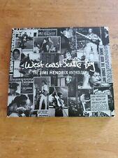 West Coast Seattle Boy: The Jimi Hendrix Anthology [CD/DVD] [Digipak] by Jimi H…