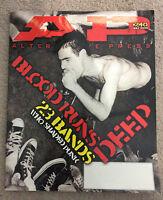 ALTERNATIVE PRESS Magazine Fugazi Cover July 2008 Issue #240 My Chemical Romance
