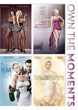 Marilyn Monroe: Own the Moments Four Movie DVD Set