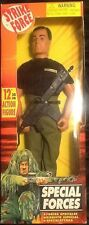 Strike Force Special Force In Black 12 Inch 30cm Action Figure MINT