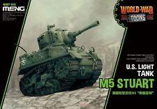 Meng Model WWT-012 U.S Light Tank M5 Stuart (Q Edition)