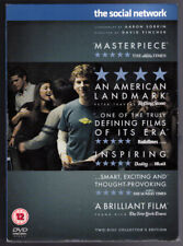 The Social Network (DVD 2011) Rating 12