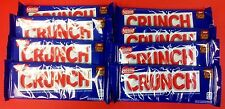 Nestle Crunch 8ct Candy Bar Set FREE THERMAL SHIPPING