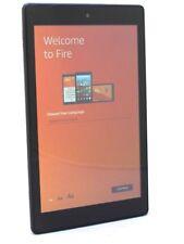 Amazon Kindle Fire HD8 7th Generastion 16GB - Black  30-1B