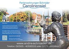 Rabatt Gutschein - 10% Rabatt für 3 Ferienwohnungen im Nordseebad Carolinensiel