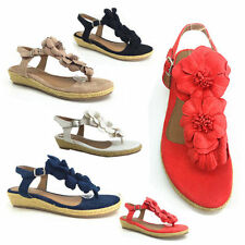 Unbranded Comfort Floral Flats for Women