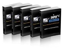 Sinper Listbuilding 5 Modules + 7 Videos on 1 CD