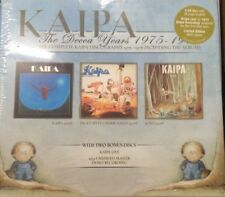 KAIPA- THE DECCA YEARS 75/78 * CD BOX 5PZ+BOOKLET  NEW SEALED LIMITED