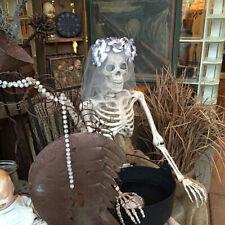 170cm Halloween Skeleton Poseable Decoration Life Size Party Decoration Gift PVC
