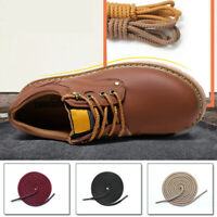 1Pair Classic Shoe Laces Bootlaces Round Shoe String Durable Sports