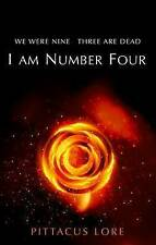 """""""VERY GOOD"""" I Am Number Four (The Lorien Legacies), Lore, Pittacus, Book"""