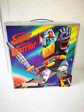 ROBOT RARE DAIMOS Super Warrior bootleg Jumbo Machinder KO ITALY Shogun Warrior