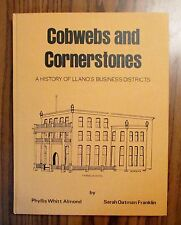 COBWEBS AND CORNERSTONES, by Phyllis Almond and Sarah Franklin