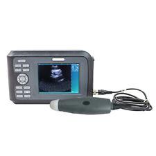 Medical Veterinary Vet Ultrasound Scanner Machine Handscan For Farm Animals Fda