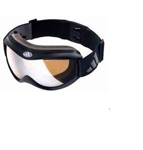 Adidas a 133 6100 Yodai Sonnenbrille Skibrille Snowboarding BMX Motorrad Neu