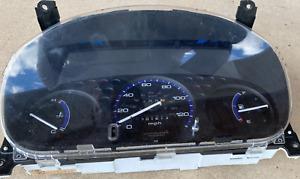 96-98 Honda Civic Manual Instrument Gauge Cluster OEM
