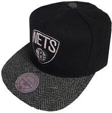Mitchell & Ness Brooklyn Nets Harris EU287 Strapback Caps Kappe Basecaps Neu New