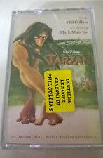 Disney Tarzan O.S.T by Phil Collins Musicassetta nuova sigillata