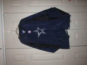 Dallas Cowbowy's pullover jacket