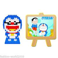 Nano Block Building Blocks Sets Mini Blocks Toys Gift Series- Doraemon