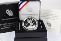 2016 P $1 National Park Service Commemorative Silver Dollar US Coin Choice Proof