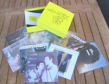 """Lucio Battisti I 45 GIRI originali (2013) COFANETTO INCOMPLETO 10 Vinyl 7"""" 45rpm"""