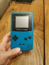 Nintendo Game Boy Color Türkis Handheld-Spielkonsol