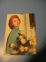 Sophia Loren UFA 1960.Jahre.Starpostkarte,Fotokarte.Nr.1-Stars of films