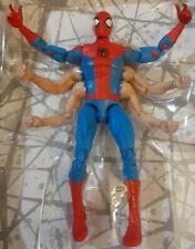 Marvel Legends SPIDER-MAN 6-arm figure only from Kingpin BAF wave