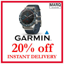 Garmin MARQ Captain DISCOUNT 20% OFF (NO WATCH, READ DESCRIPTION)