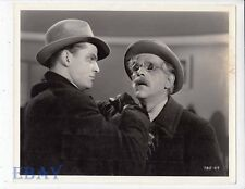 Alan Baxter Boris Karloff Night Key VINTAGE Photo