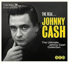 The Real Johnny Cash - Johnny Cash (Box Set) [CD]